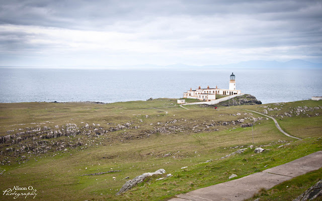 Neist Point Isle of Skye Scotland Écosse