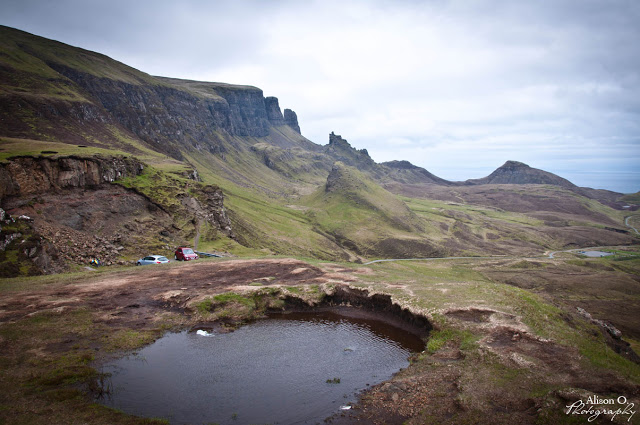 The Quiraing Isle of Skye Scotland Écosse
