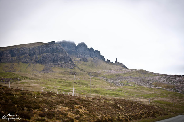 Old Man of Storr Isle of Skye Scotland Écosse