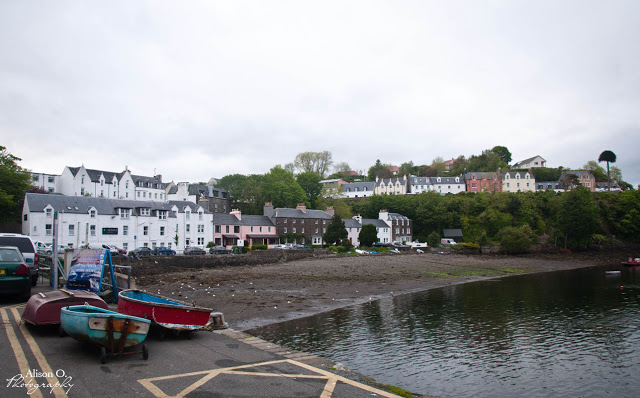 Portree Isle of Skye Scotland Écosse
