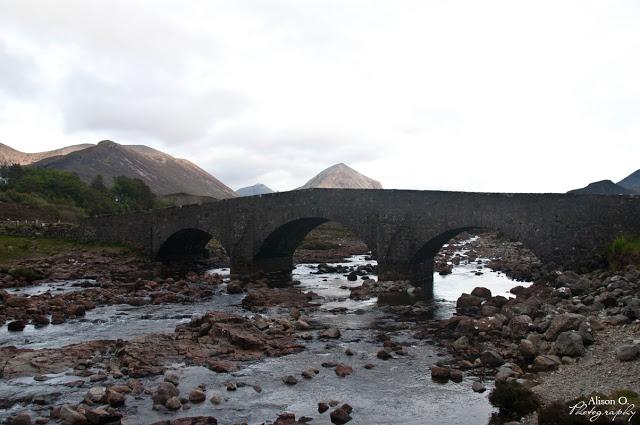 Sligachan Isle of Skye Scotland Écosse
