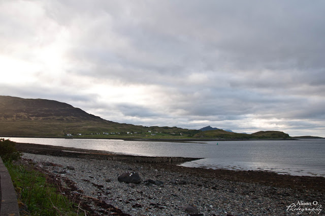Sconser House Isle of Skye Scotland Écosse
