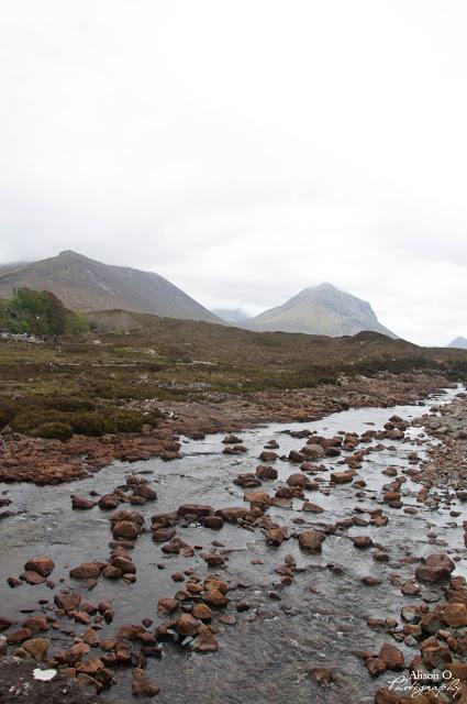 Sligachan Isle of Skye Écosse