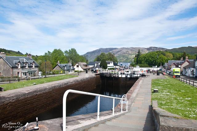 Roadtrip Écosse Fort Augustus