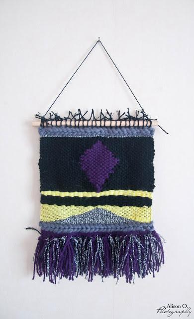 Tissage weaving laine wool etsy boutique