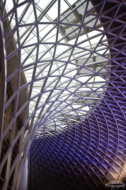 citytrip Londres London Kings Cross