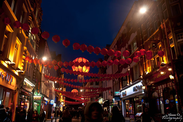 citytrip Londres London China Town