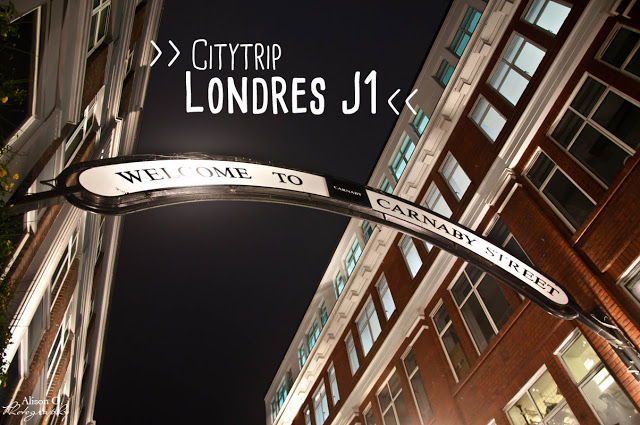 citytrip Londres London