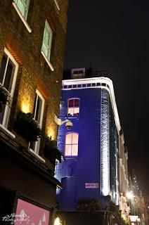 citytrip Londres London Carnaby street