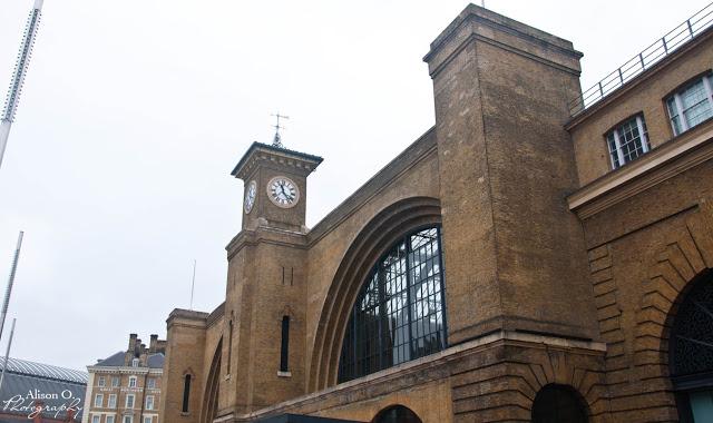 Citytrip Londres London weekend Kings cross
