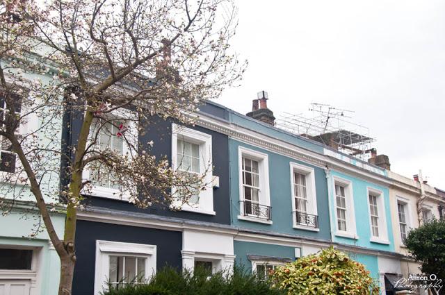 Citytrip Londres London weekend Portobello Market