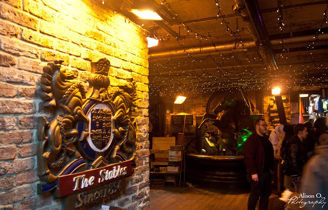 Citytrip Londres London weekend Camden Stables Market