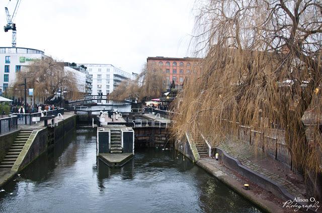 Citytrip Londres London weekend Camden Stables Market