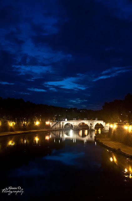 Citytrip voyage Rome capitale Italie Tibre