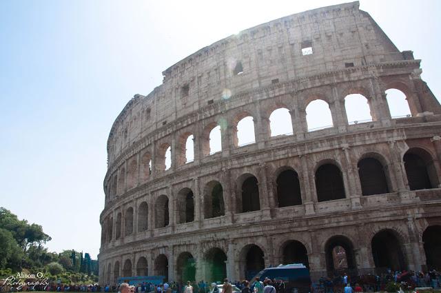 Citytrip Rome Italie Colisée