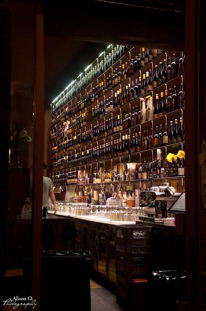 Citytrip Rome Italie bar à bières