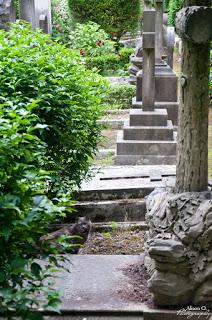 cimetière non-catholique - citytrip Rome