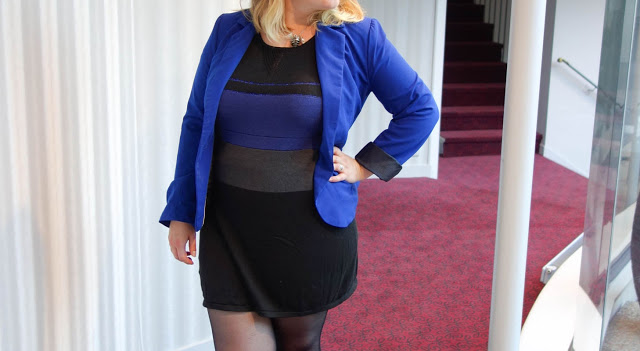 French Curves Bodycon