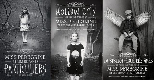 Avis lecture : Miss Peregrine et les enfants particuliers