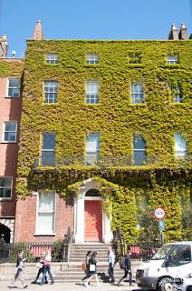 Citytrip dans Dublin - St Stephen's green