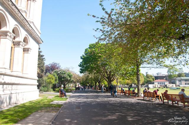 Citytrip dans Dublin - Trinity College