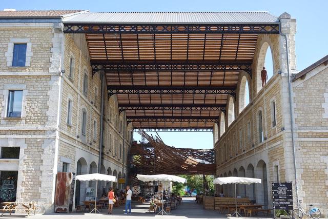 Espace Darwin - Caserne Niel - Bordeaux