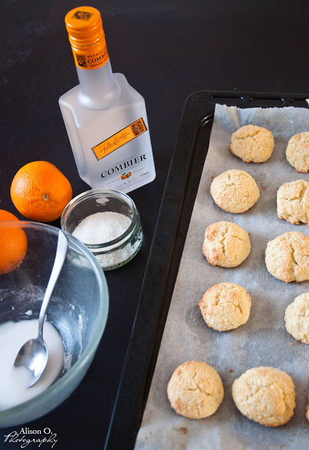 Délices angevins - recette rochers coco combier
