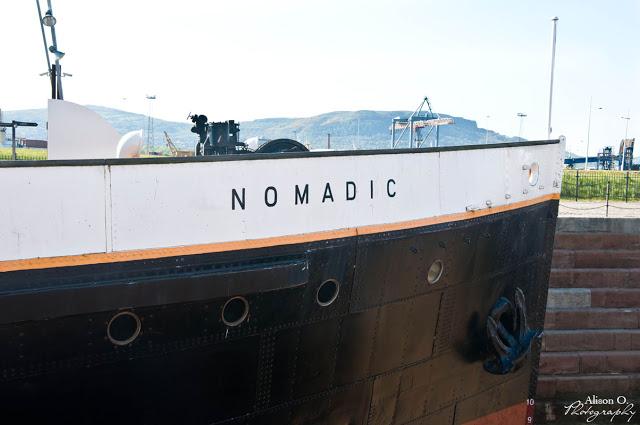 Roadtrip en Irlande du Nord - Belfast - Titanic