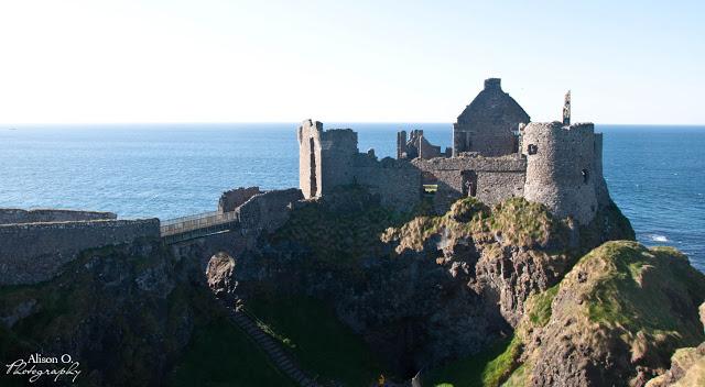Roadtrip en Irlande du Nord - Dunluce Castle