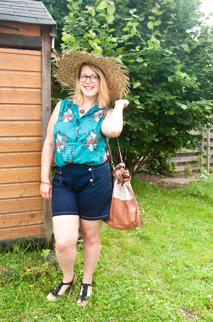 Challenge French Curves juin 2018 - Tropicool