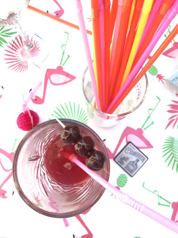 Cocktail Combier L'Éclectique