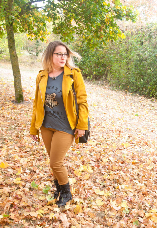 Look French Curves Jaune