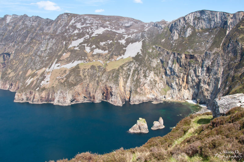 Roadtrip en Irlande - Slieve League