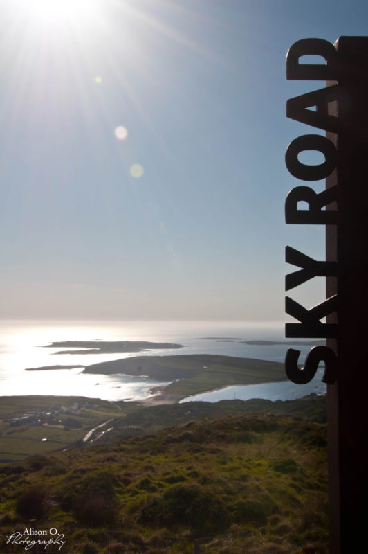 Roadtrip en Irlande #6 : Sky Road