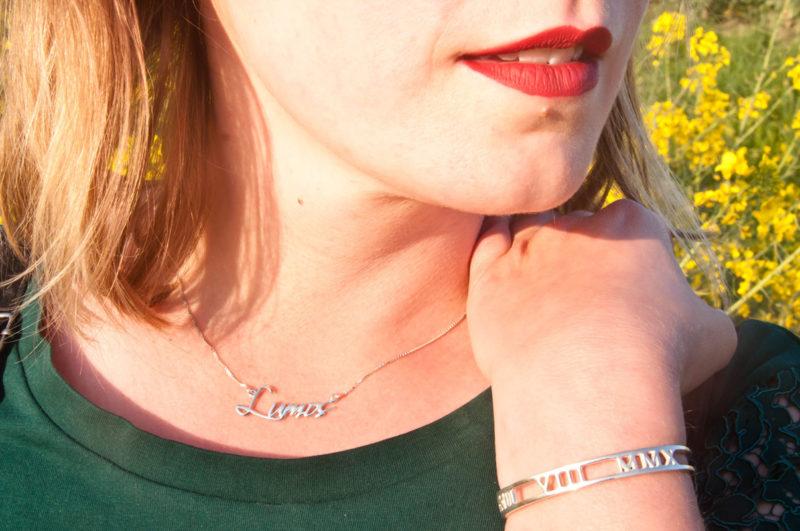 Look d'avril - bijoux ONecklace