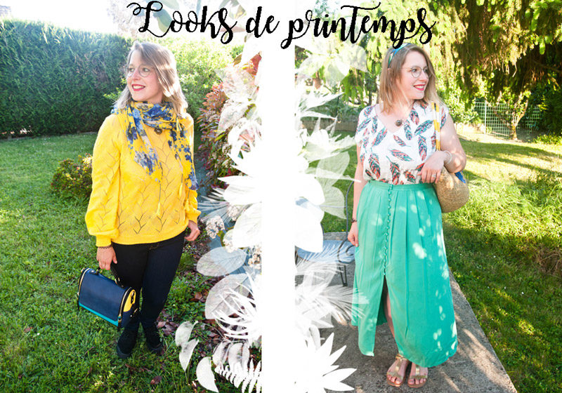 Look de printemps Grand Maine