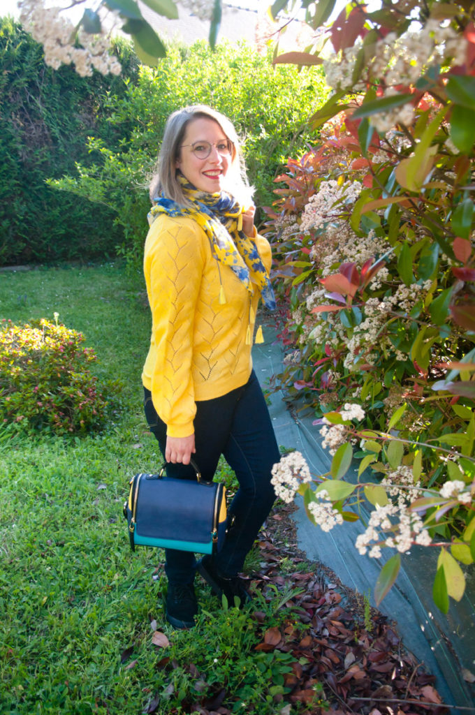 Look printemps Grand Maine