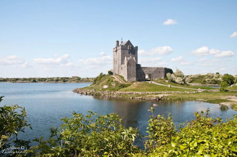 Roadtrip irlandais - Château de Dunguaire