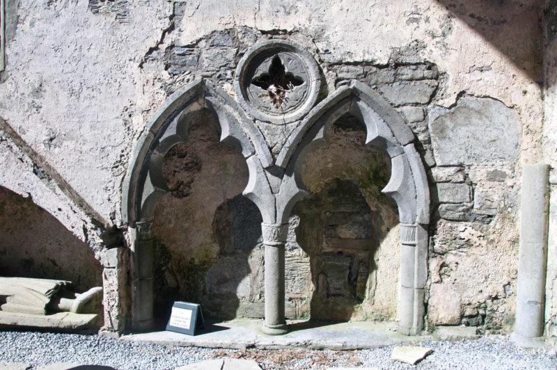 Roadtrip irlandais - Abbaye de Corcomroe