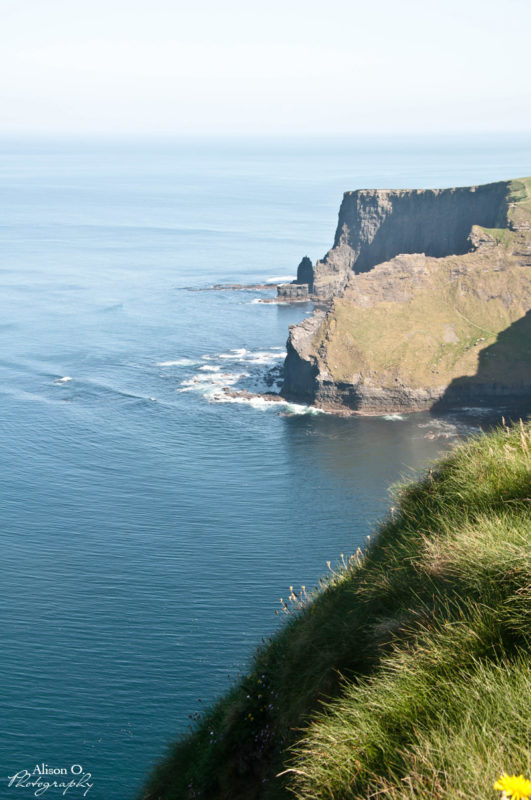 Roadtrip en Irlande - Cliffs of Moher