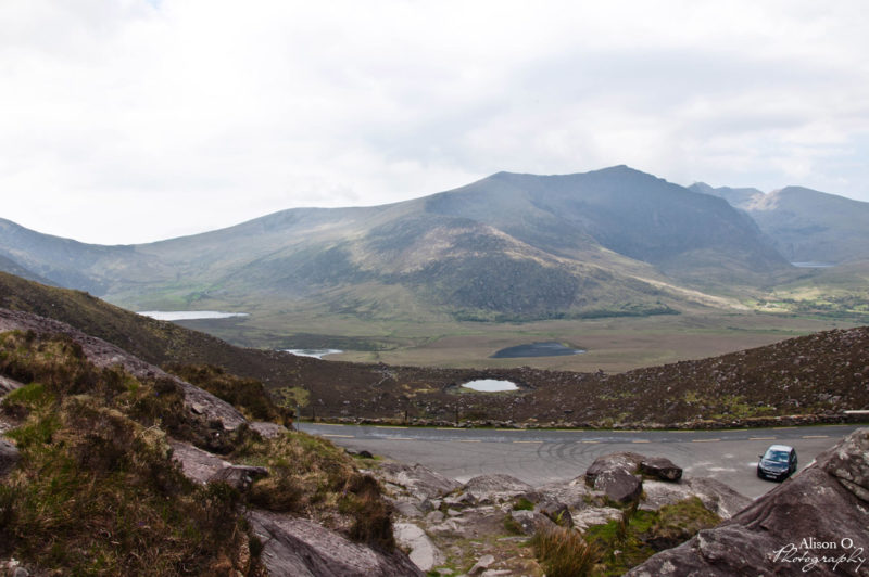 Roadtrip en Irlande - Connor Pass