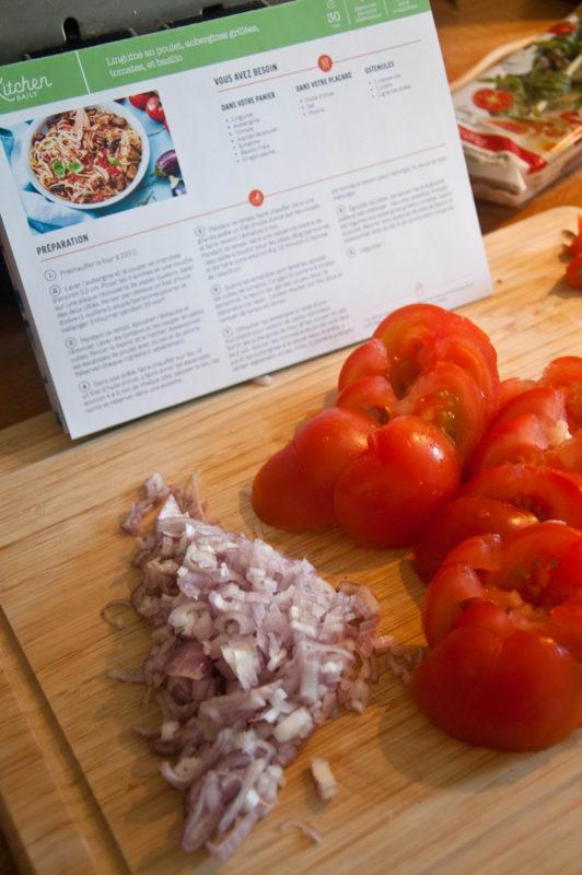 test des box à cuisiner Kitchendaily
